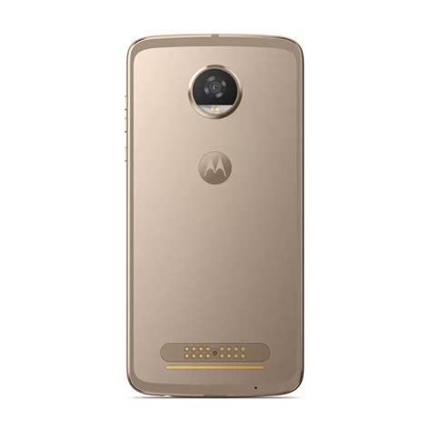 Moto Z2 Moto Z2 Play Gold 64 Gb Fone4 Best Shopping