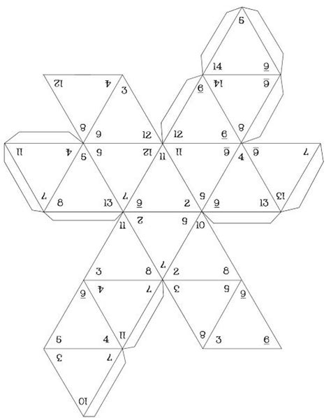 triangle multiplication flash card template 32 best multiplication triangles images on