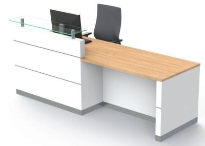 Dda Reception Desk Elite Ecp3 Dda Reception Desk Reality