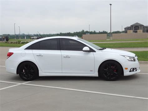 White And Black Ls by 2012 Chevy Cruze Wheels Autos Post
