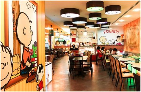 gambar desain cafe unik uniknya desain kafe charlie brown hiasanrumah