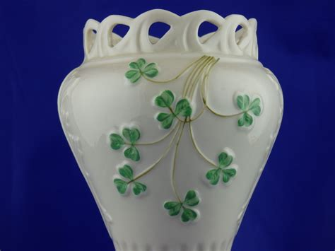 Belleek Vases by Belleek Vase