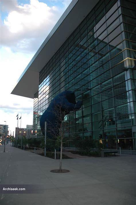denver architects 2004 colorado convention center denver architecture