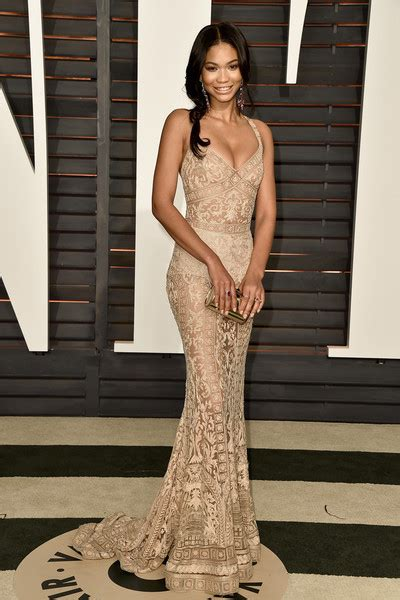 chanel iman in zuhair murad chanel iman in zuhair murad couture see every stunning