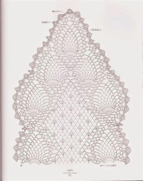 como hacer un caminito al crochet patrones gratis de crochet camino de mesa con motivo pi 241 a