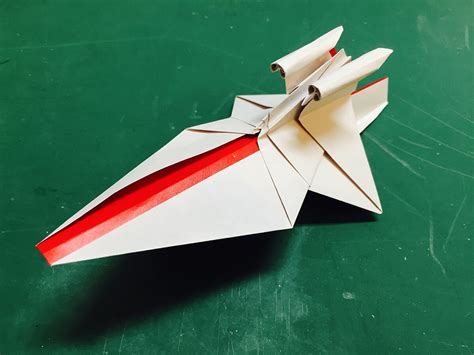 Origami Destroyer - this week in origami august 8 2015 edition
