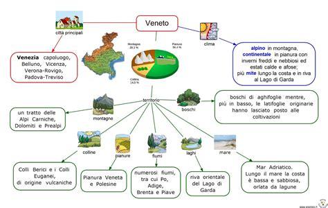 geografia veneto paradiso delle mappe veneto territorio e ambiente