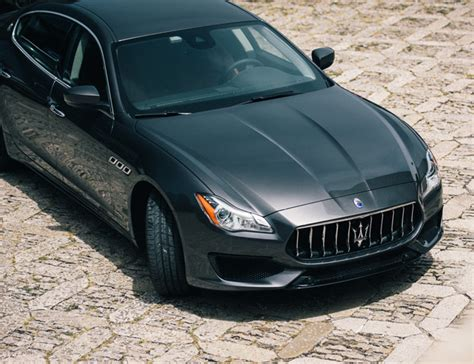 Is Maserati An Italian Car by Actually 2017 Maserati Quattroporte Is The Most Italian