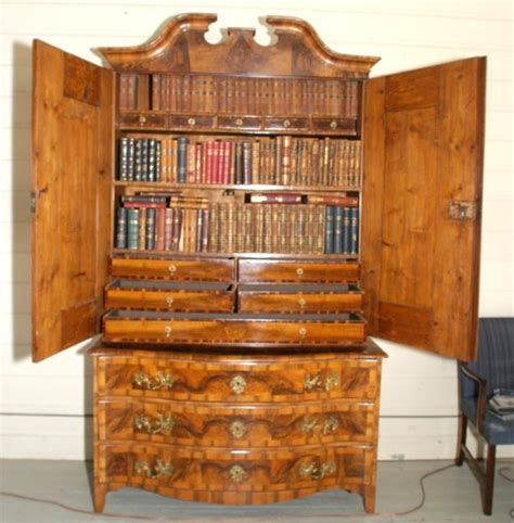 baroque bookshelves baroque 18th century bookcase for sale at 1stdibs