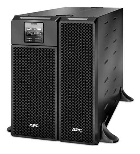 Smart Ups Apc 6000va Srt6kxli apc srt6kxli now 30 smart ups srt 6000va 230v
