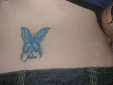 small butterfly tattoos on hip small hip butterfly pictures to pin on tattooskid
