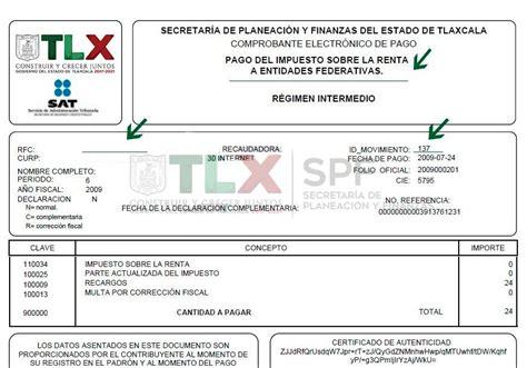 imprimir recibo de tenencia 2016 imprimir comprobante de pago de tenencia 2016 hidalgo