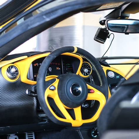 mercedes mclaren p1 mclaren p1 yellow and black interior carbon fiber auto