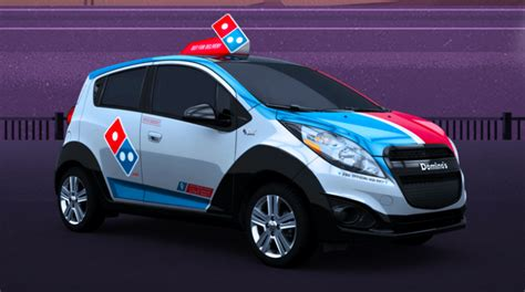 Dominos Pizza Cars by Domino S New Fleet Of Delivery Vehicles Can Keep Pizza