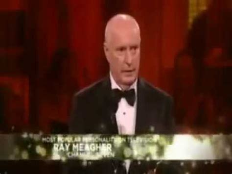 Alf Stewart Meme - mr doodleburger alf stewart at the logies youtube
