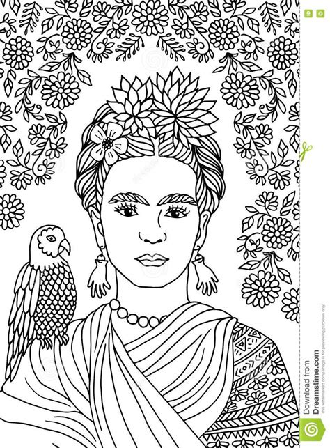 mexican art coloring pages printable mexican best free
