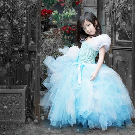 Princes Gown Tutu Dress Baby 8 Thn Code A3 aliexpress buy princess cinderella