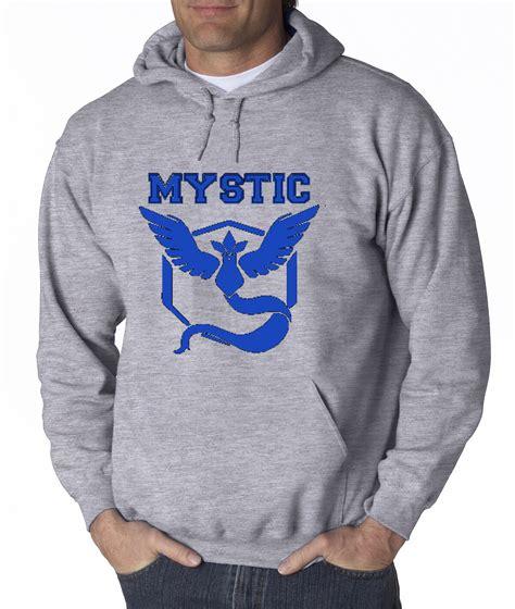 new way 514 hoodie go team mystic emblem logo articuno ebay