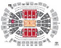 Toyota Center Number Flash Seats Ticket Details