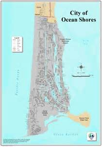 Ocean Shores Washington Map by New To Ocean Shores Comfy Cottage For You