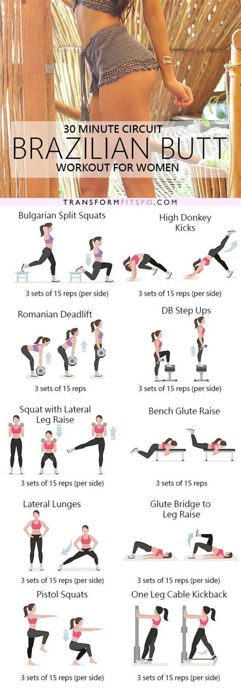best 25 workouts ideas on bum workout