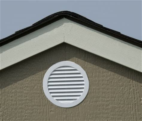 Shed Roof Ventilation by 8 215 8 Shed With Plenty Of Style Functionality Yardline