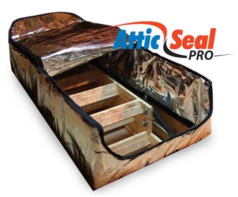 attic seal pro attic door insulation cover