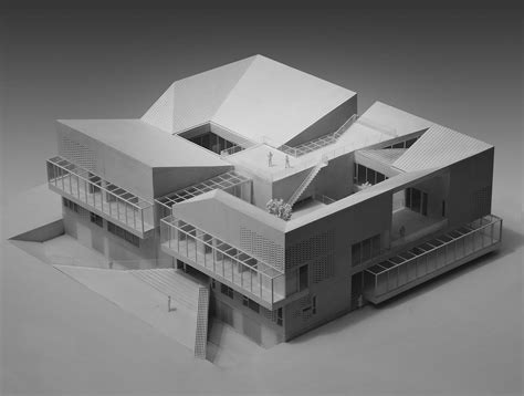 the history of 3d architectural modeling imagitecture gallery of the concave house tao lei architect studio 20