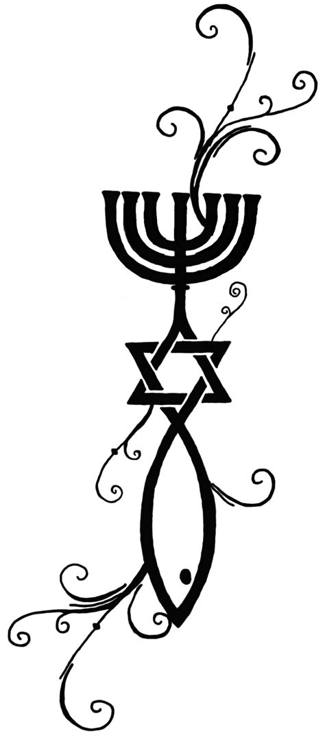 jews and tattoos messianic tattoos for messianic judaism this was the