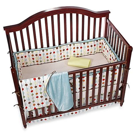 Skip Hop Bedding Set Skip Hop 174 Mod Dot 5 Crib Bedding Set Bed Bath Beyond