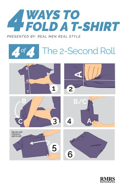 how to fold t shirts in under 3 seconds t shirt folding tips 4 ways to store tee s