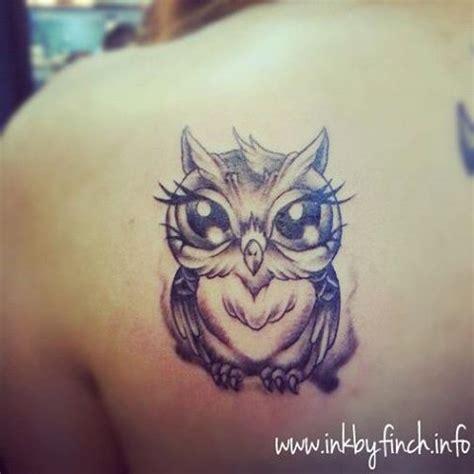 girly owl tattoo design cute owl be utiful arts pinterest