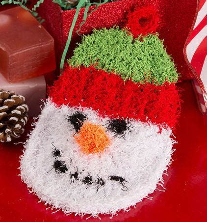scrubby snowman craft allfreechristmascraftscom