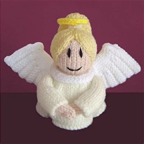 pattern for knitted christmas angel clare scope farrell novelty knitting patterns news