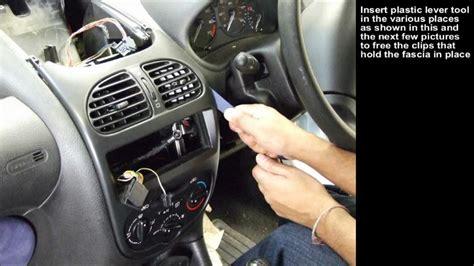 Frame Unit 2din Oem Mercedes Smart For Two peugeot 206 2004 integration kit installation guide