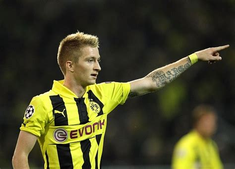 marco reus tattoo marco reus 7 facts you probably didn t about him