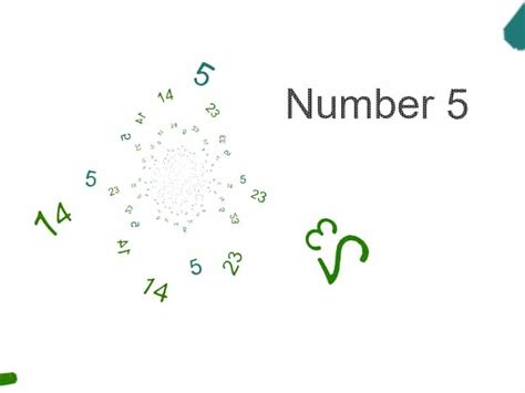 the numerology number 5 life path number 5 birth number 5