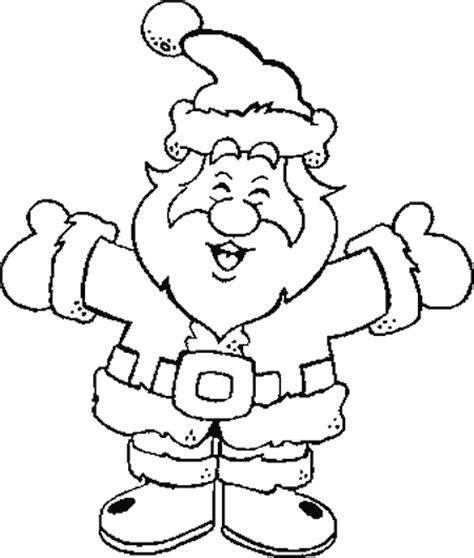 40 santa claus coloring pages coloringstar