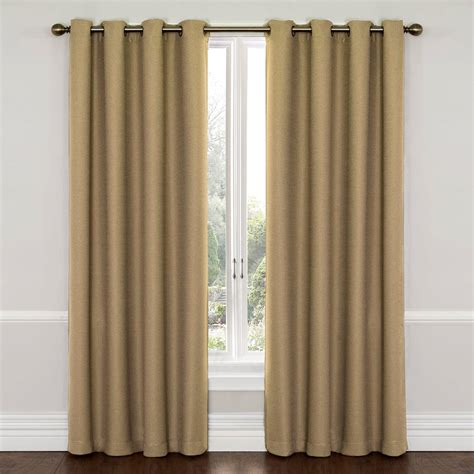eclipse samara blackout curtains eclipse samara blackout energy efficient curtain walmart com