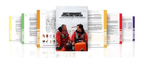 vessel safety management sms template online vessel