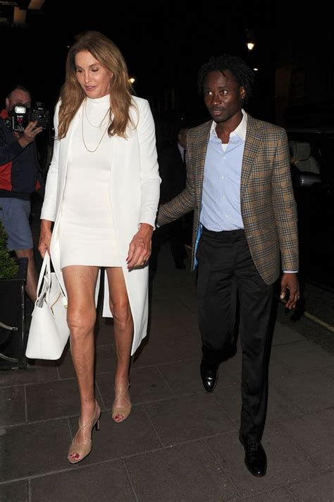 Black Boyfriend caitlyn jenner hits the town with black boyfriend
