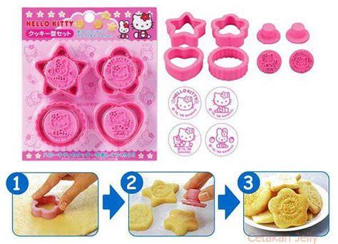 Cetakan Cookies Bintang cetakan cookies bento hello st bread cookie