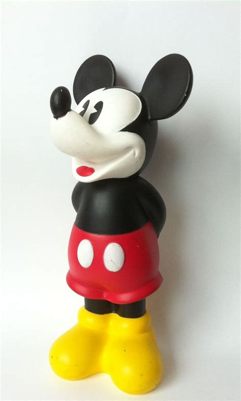 mickey mouse rubber st 72 best vintage rubber toys images on