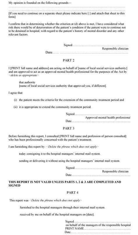 section 14 mental health act the mental health hospital guardianship and treatment