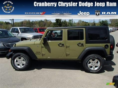 commando green jeep 2013 jeep rubicon green www pixshark com images