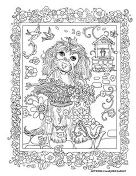 dazzling dogs creative dazzling dogs coloring book by marjorie sarnat quot snow sleigh dogs