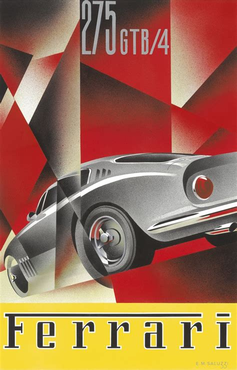 vintage ferrari art 1000 images about classic posters on pinterest grand