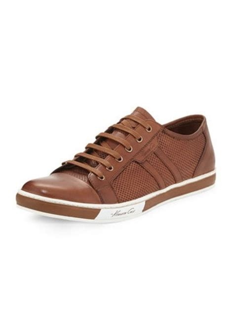 kenneth cole sneakers for kenneth cole kenneth cole brand width leather sneaker
