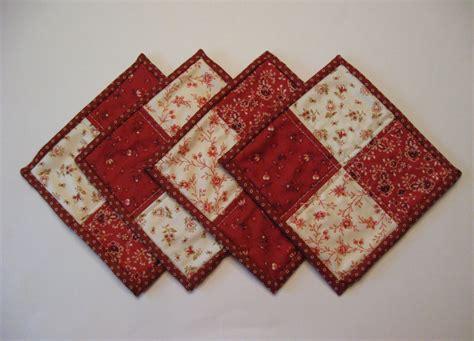 quilted mug rug quilted mug rugs mug rugs quilted coasters coasters fabric