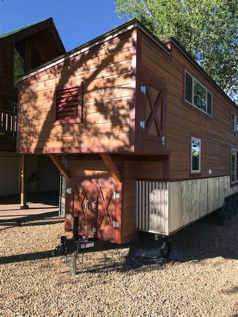 tiny houses for sale in colorado 28 ft tiny house on wheels for sale in durango colorado